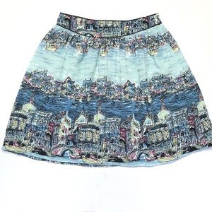 52 Conversations by anthropologie Venice skirt 12